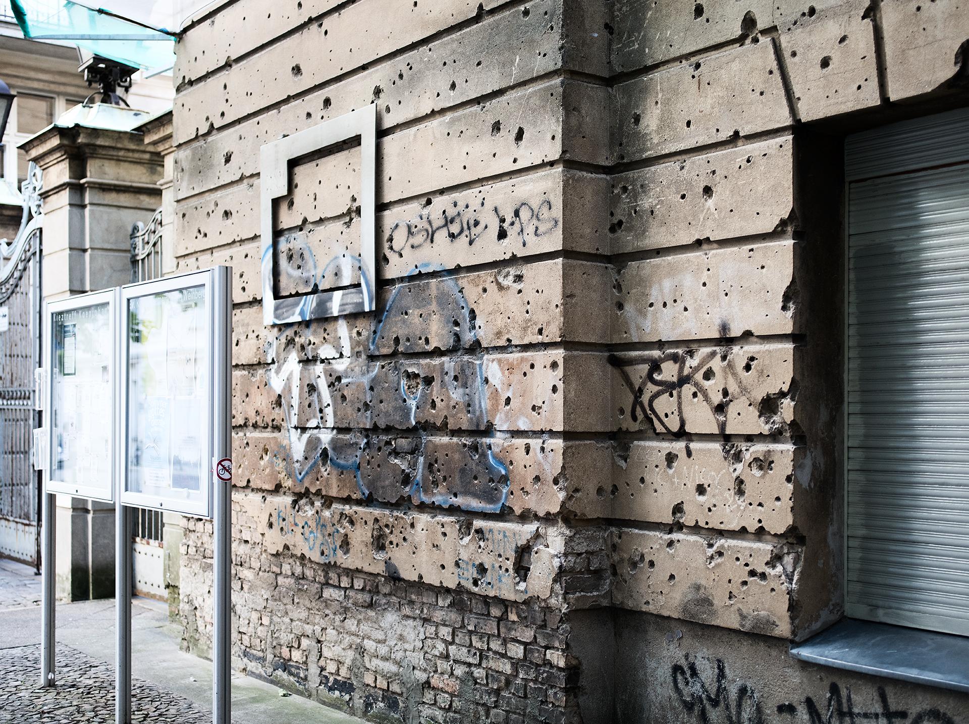 Berlin, Nähe Hackesche Höhe